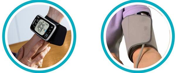 Phân loại máy đo huyết áp