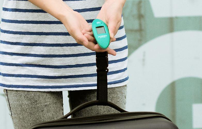 Cân hành lý cầm tay loại nào tốt và chính xác