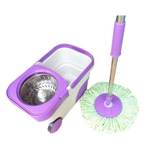 cây lau nhà spin mop