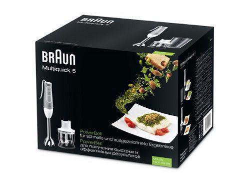 Máy xay cầm tay Braun MQ520 Multiquick 5 Pasta
