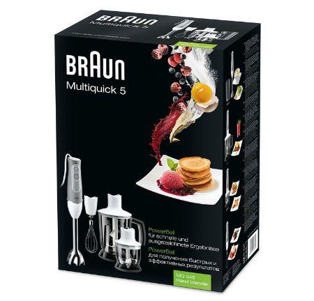 áy xay cầm tay Braun Multiquick 5 MQ545 Aperitive