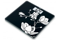 Cân điện tử mặt kính Beurer GS211 Magnolia nhập khẩu Đức