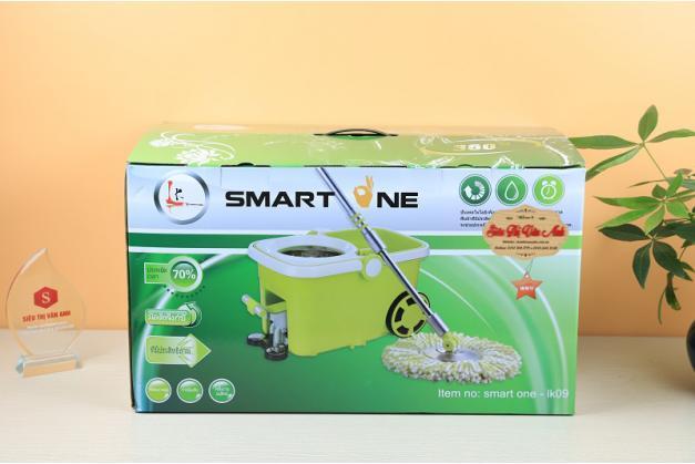 Cây lau nhà Smart one LK09 Nhập khẩu Thái lan