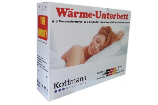 Chăn điện Kottmann nhập khẩu Đức 2019