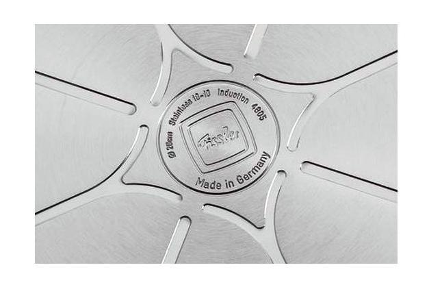 Chảo chống dính Fissler Steelex cao cấp 24cm - Sản xuất nguyên chiếc tại Đức
