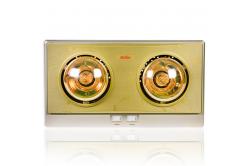 Đèn sưởi nhà tắm Braun Kohn KN02G của Đức