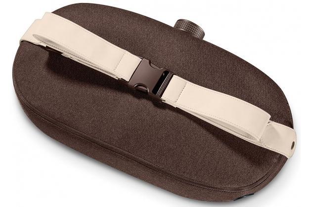 Gối massage hồng ngoại Beurer MG520 nhập khẩu Đức dùng Pin