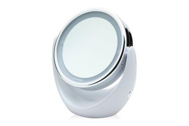 Gương trang điểm Lanaform LED Mirror X10 LA131004 Nhập khẩu Bỉ