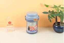 Hộp cơm giữ nhiệt Zojirushi SL-JAF14-SA Nhập khẩu Thái lan