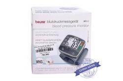 Máy đo huyết áp cổ tay Beurer BC32 Nhập khẩu Đức