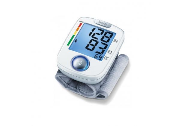 Máy đo huyết áp điện tử cổ tay Beurer BC44 của Đức