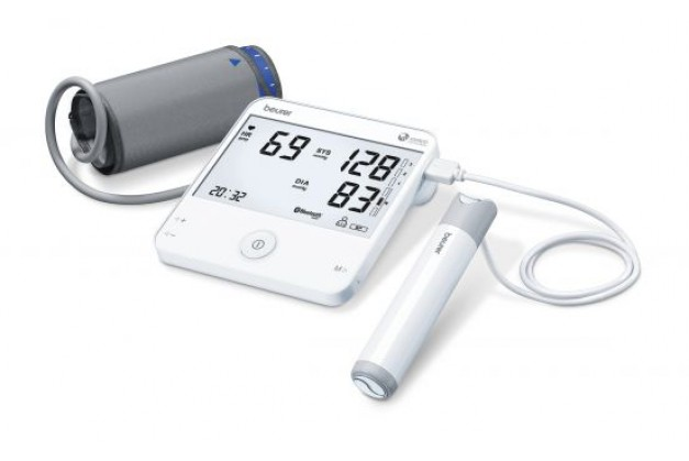 Máy đo huyết áp Beurer BM95 Nhập khẩu Đức Công nghệ Bluetooth