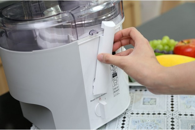 Máy ép hoa quả Panasonic MJ-SJ01WRA Công suất 800W