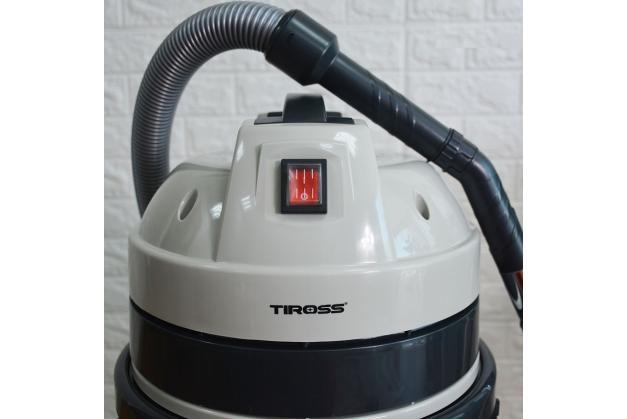 Máy hút bụi công nghiệp Tiross TS9303 Nhập khẩu Malaysia