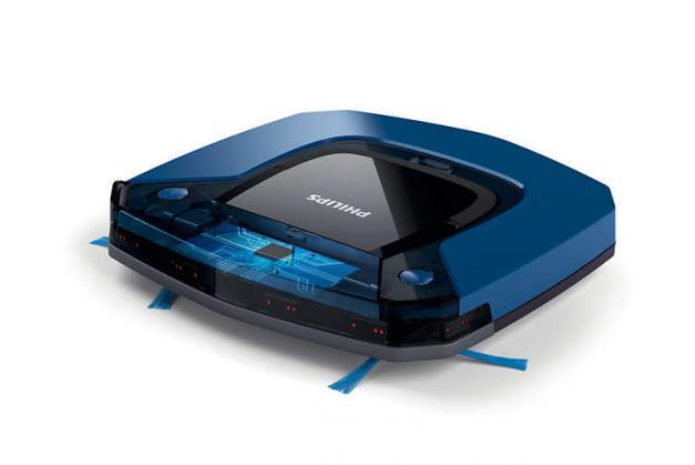 Robot hút bụi Philips FC8792/01 Hàng chính hãng
