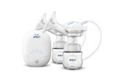 Máy hút sữa đôi Philips Avent SCF303 Hàng chính hãng