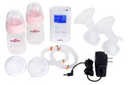 Máy hút sữa điện đôi Spectra 9 Plus Hàn quốc