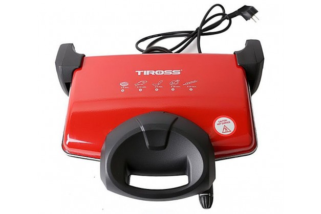 Máy kẹp nướng bánh mỳ Tiross TS9653 Ba lan