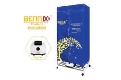 Máy sấy quần áo Bennix BN-0186KNOB Công nghệ Thái lan