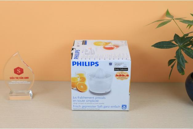 Máy vắt cam Philips HR2738 Hàng chính hãng