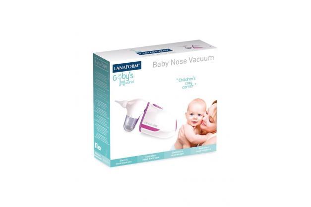 Máy hút mũi trẻ em Baby Nose Vacuum LA131103