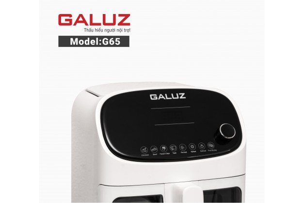 Nồi chiên không dầu Galuz G-65 Dung tích 5,5L