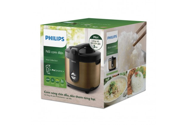 Nồi cơm điện Philips HD3132/68 Hàng chính hãng