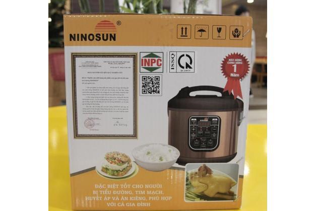 Nồi cơm tách đường Ninosun NNS-868 Mới nhất 2019