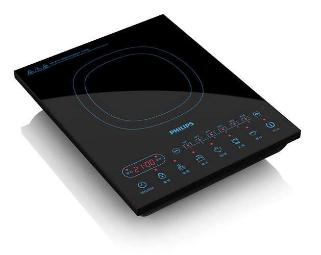 Bếp từ đơn Philips HD4932/00 hàng chính hãng