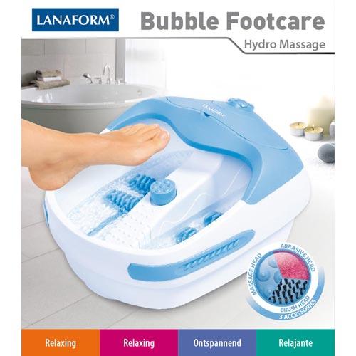Bồn ngâm chân massage Lanaform LA110412 Nhập Khẩu Bỉ