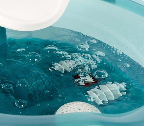 Hệ thống massage sủi khí thủy lực của bồn Rio FTBH5