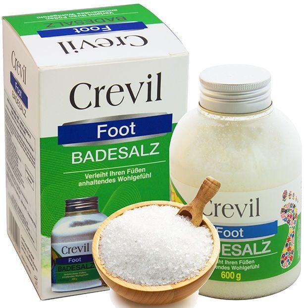Muối ngâm chân Crevil Badesalz nhập khẩu Đức