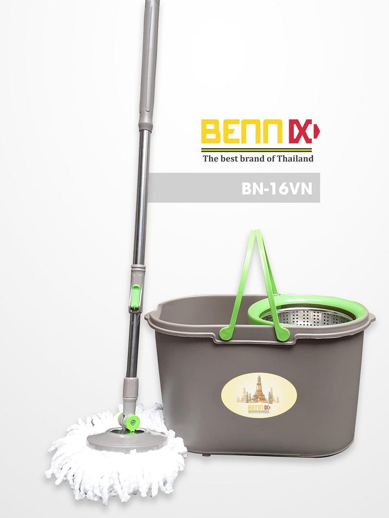Cây lau nhà Bennix BN-16VN Công nghệ Thái lan