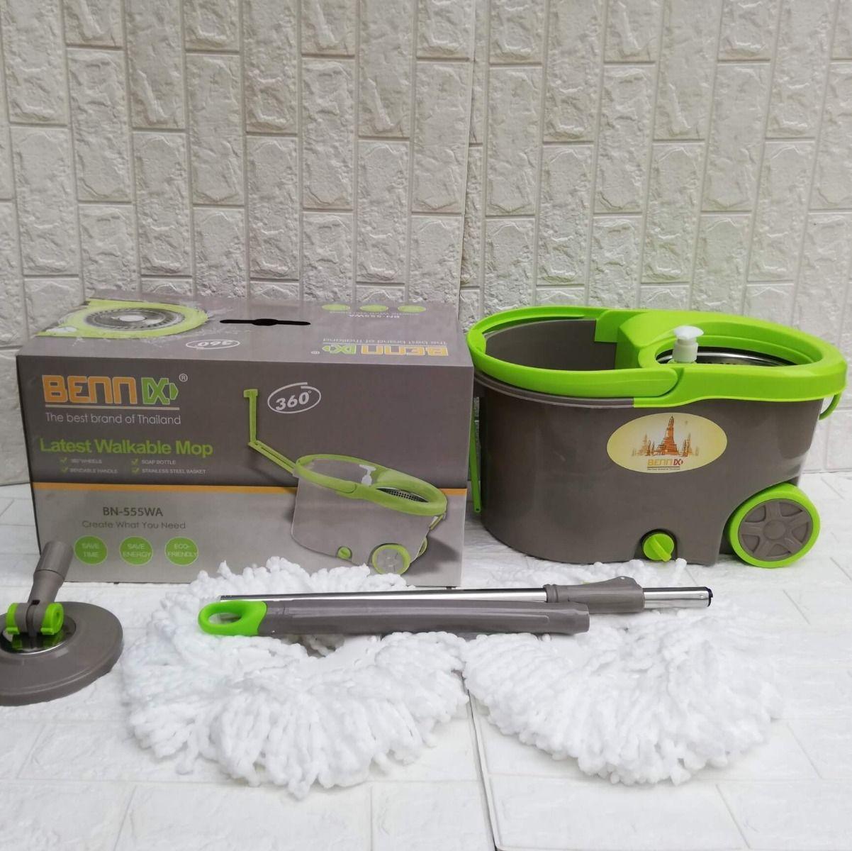 Cây lau nhà Bennix BN-555WA của Thái lan