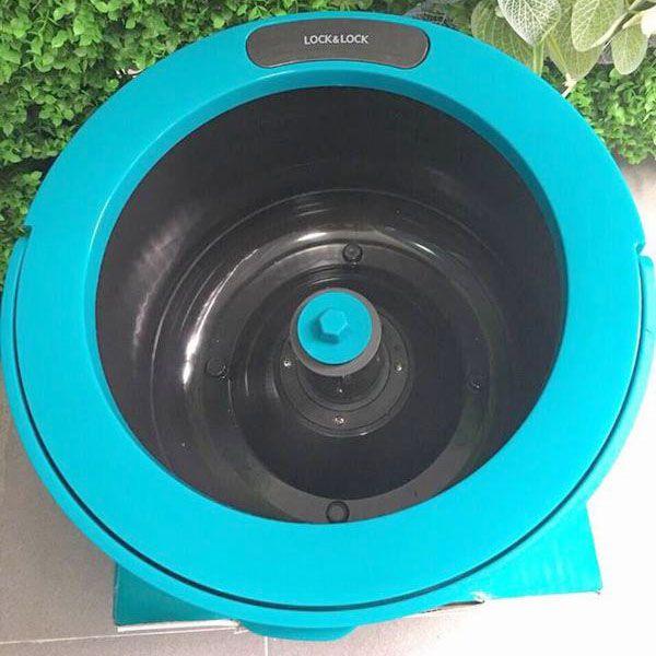 Cây lau nhà Lock&Lock HPP345 Mini twister spin mop Hàn quốc