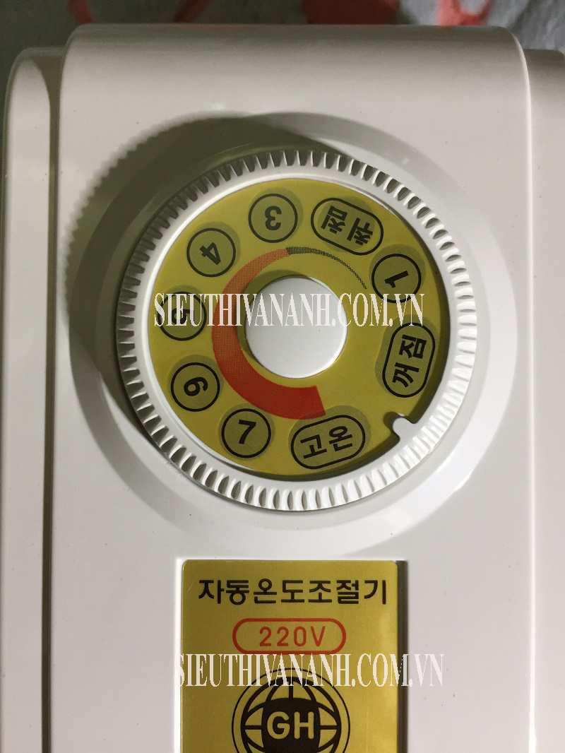 Đệm điện Hàn quốc Koala SDT-108 Nhập khẩu Hàn quốc