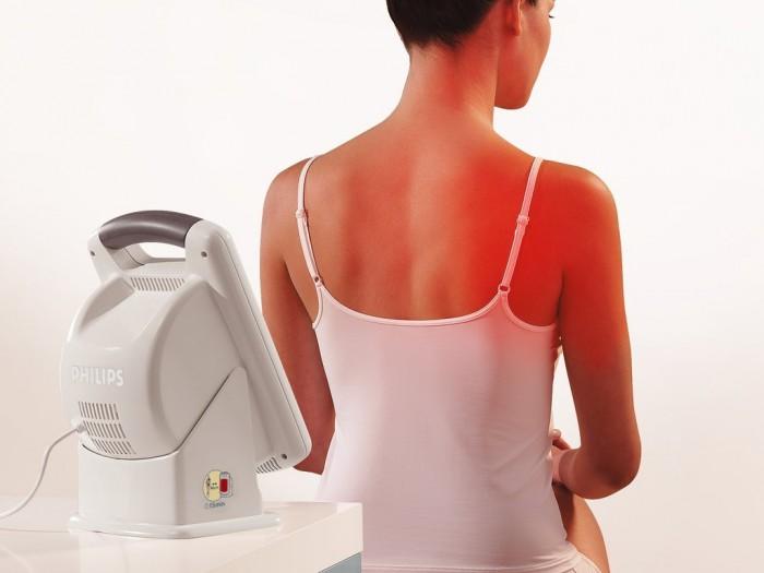 Đèn hồng ngoại trị liệu điện tử Beurer IL50 Đức