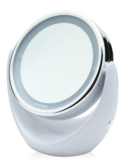 Gương trang điểm Lanaform LED Mirror X10 Nhập khẩu Bỉ