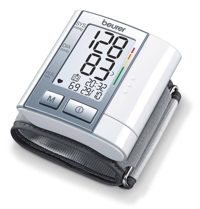 Máy đo huyết áp cổ tay Beurer BC40 Của Đức