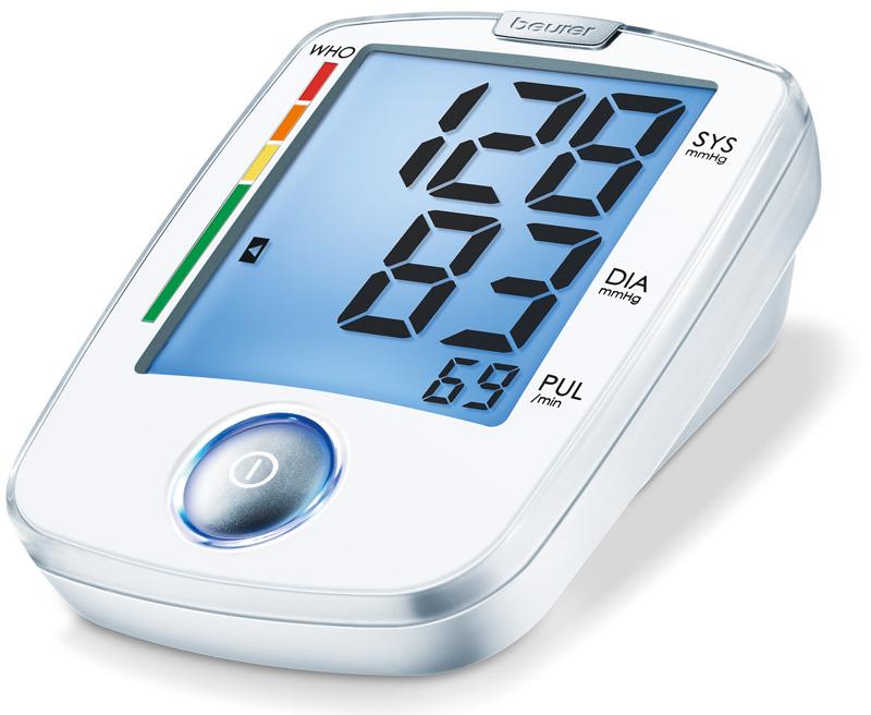 Máy đo huyết áp Beurer BM44 có Adapter của Đức