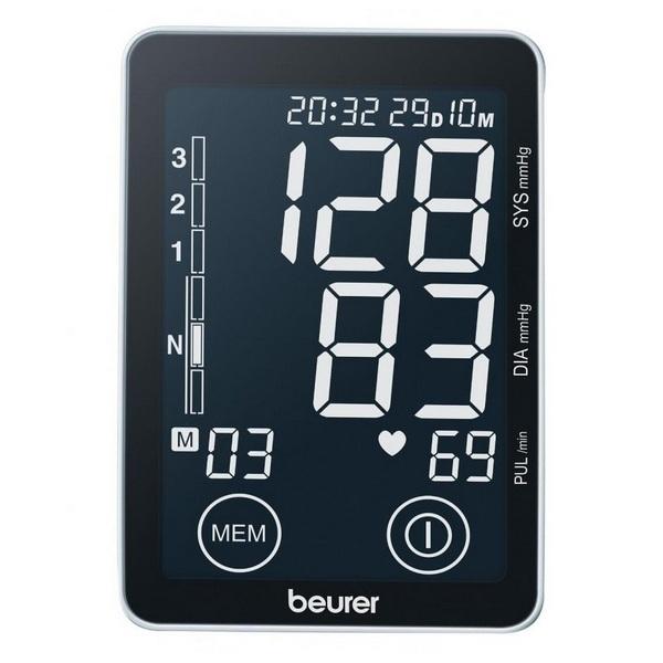 Máy đo huyết áp bắp tay cảm ứng Beurer BM58 của Đức