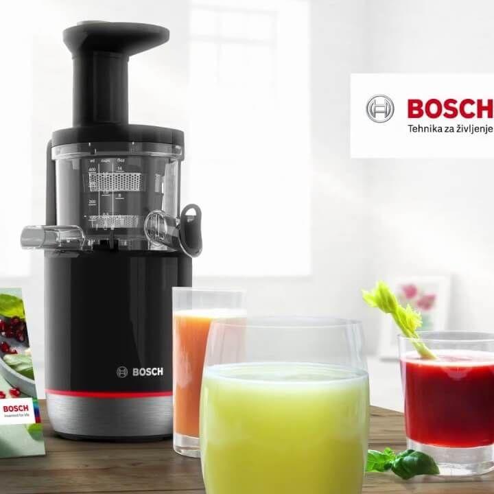 Máy ép trái cây Bosch MESM731M Công nghệ Đức