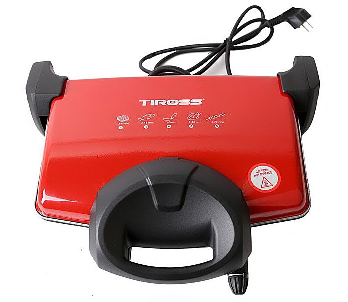 Máy kẹp bánh mỳ Tiross TS9653 Nhập khẩu Thổ nhĩ kỳ