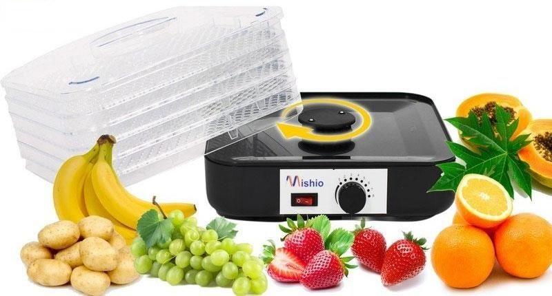 Máy sấy khô thực phẩm Mishio MK12