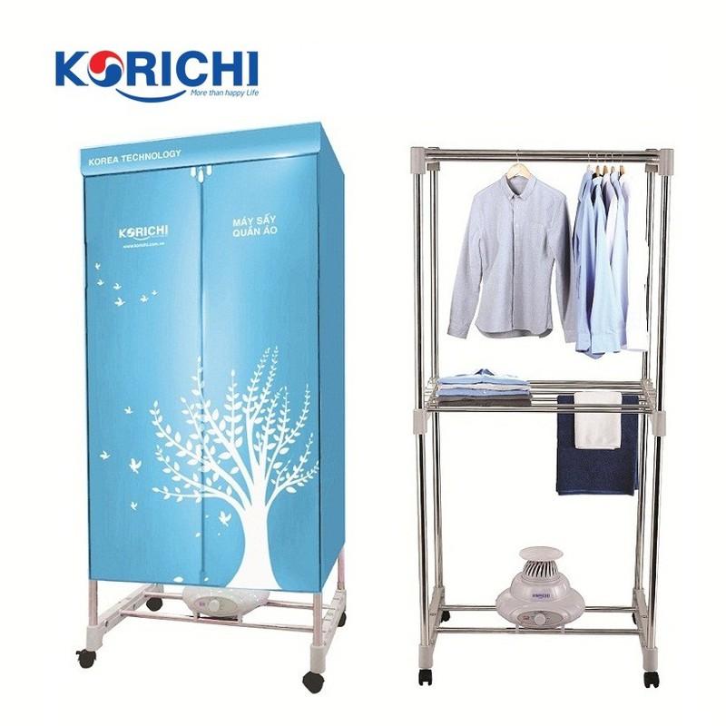 Máy sấy quần áo Korichi KRC-2177 Công nghệ Hàn quốc