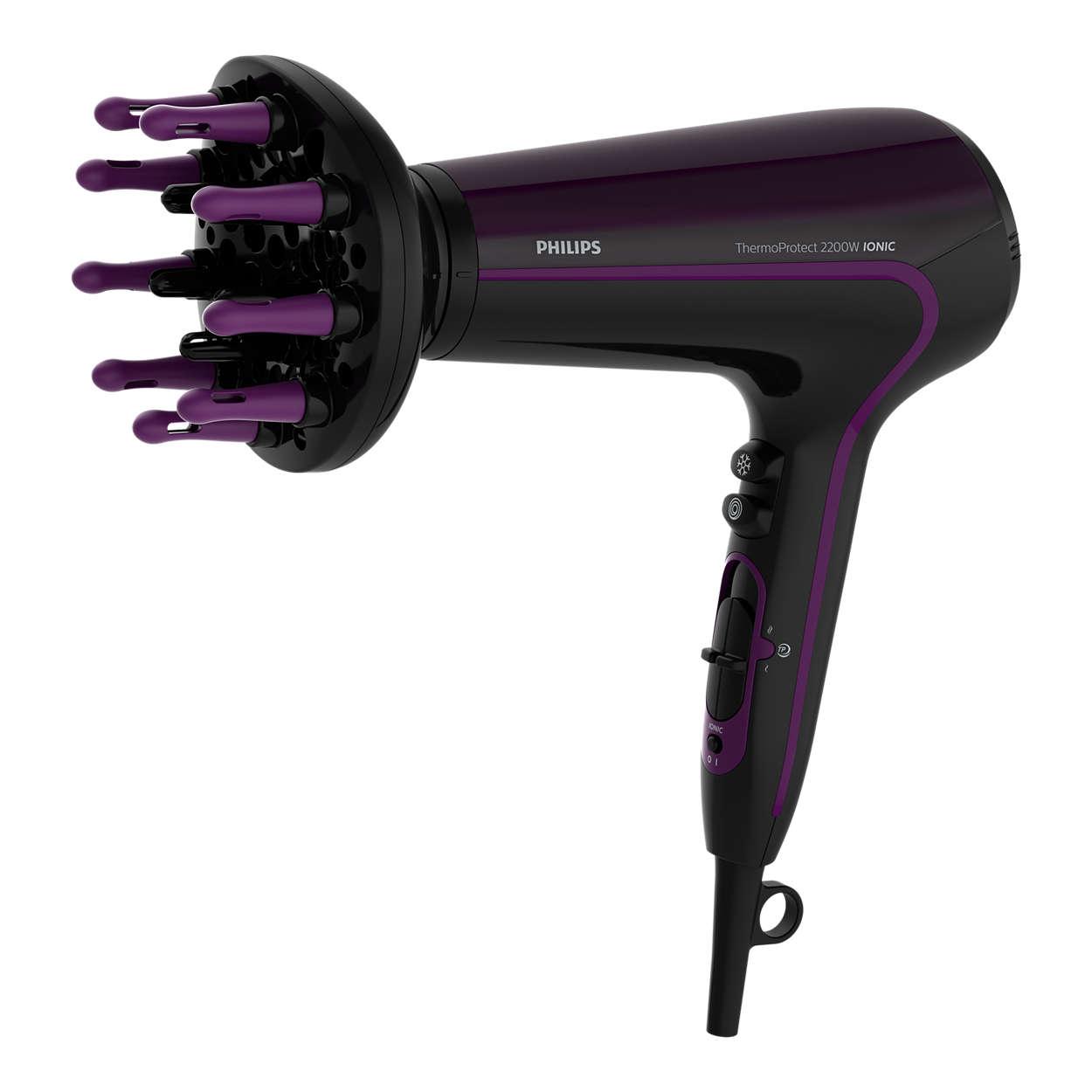 Máy sấy tóc Philips HP8233/00 Công nghệ Ion
