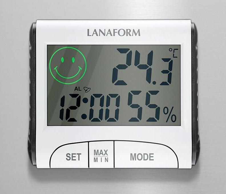 Nhiệt ẩm kế Lanaform LA120701 Nhập khẩu Bỉ