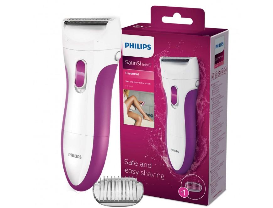 Máy làm sạch lông Philips HP6341 Hà lan Chính hãng