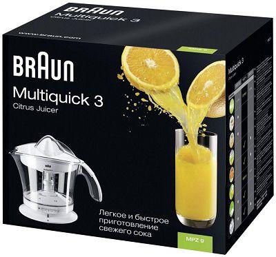 Máy vắt cam Braun MPZ9 nhập khẩu Đức