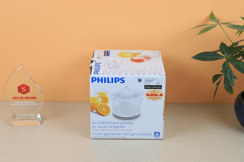 Vỏ hộp Máy vắt cam Philips HR2738